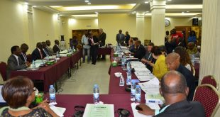 FLASHBACK: 2016 Donors' Coordination meeting in Liberia